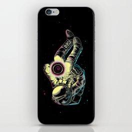Space Enlightenment iPhone Skin