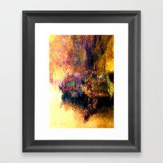 These Hypaethral Boatmen Framed Art Print