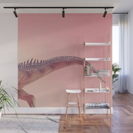 Allosaurus's tail Wall Mural