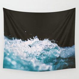 Soaked II Wall Tapestry