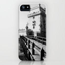 PORTUGAL ... Lisbon - Torre de Belem iPhone Case