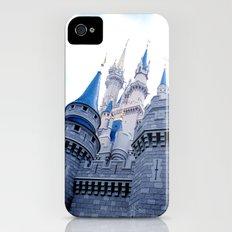 Disney Castle In Color Slim Case iPhone (4, 4s)