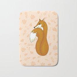 Vixen, Red Fox Bath Mat