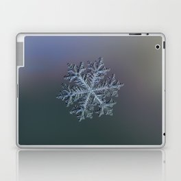 Real snowflake - Hyperion dark Laptop & iPad Skin
