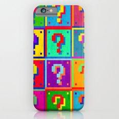 Mario Blocks iPhone 6s Slim Case