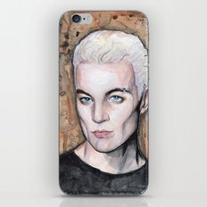 Spike iPhone & iPod Skin