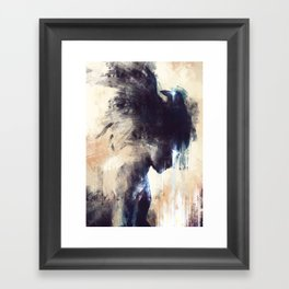 Craven Framed Art Print