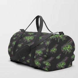 Housefly GHOST GREEN Duffle Bag