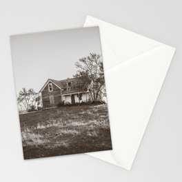 Abandoned Farmstead, North Dakota 6 Stationery Cards