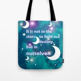 Night Stars - WS Tote Bag