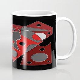 Abstract #321 Coffee Mug