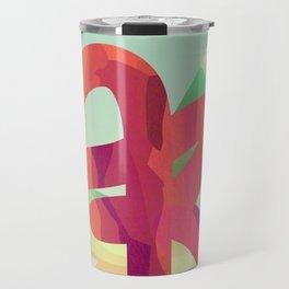 Purakiki Travel Mug