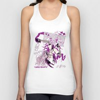 scorpio Tank Tops featuring SCORPIO by Chandelina