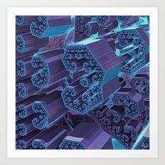 Realm of Pythagoras Art Print