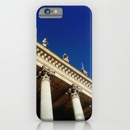 Grand théâtre de Bordeaux 7- The muses iPhone Case