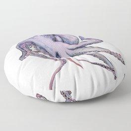 Another Ocotopus Floor Pillow