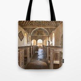 Holy Sepulchre Warminghurst Tote Bag