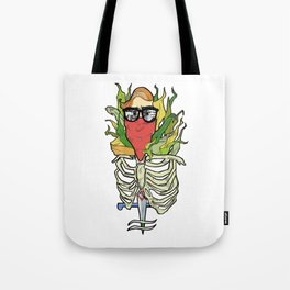 dagger girl Tote Bag