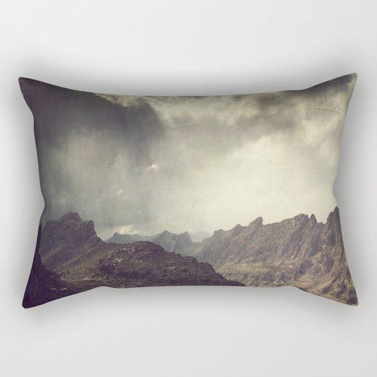 wild land Rectangular Pillow