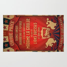 CIRQUE PRICE ROUGE Rug
