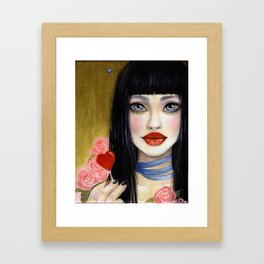 Modern Venus  Framed Art Print