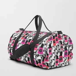 Nail Polish Duffle Bag