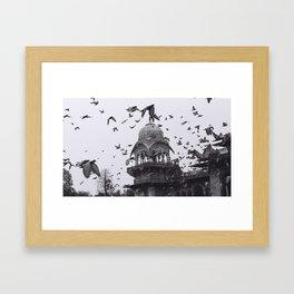 Freedom India Framed Art Print