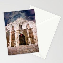 Color - Alamo, San Antonio, Texas Stationery Cards