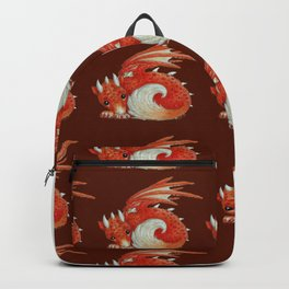 Baby Red Dragon Backpack