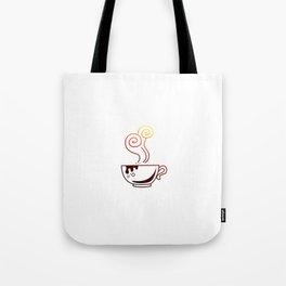 Coffee mug cafe gift Tote Bag