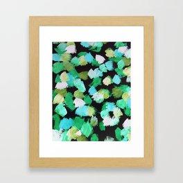 Abstract #2.2 - Petals Framed Art Print
