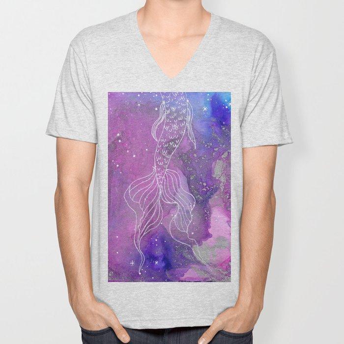 Mystic Waters Unisex V-Neck