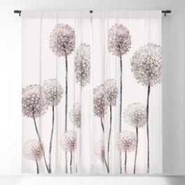 Dandelions Blackout Curtain