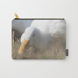 Pekin Duck Carry-All Pouch