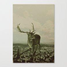 Marvin Canvas Print