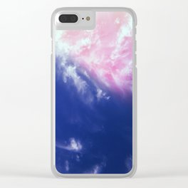 Heaven's Only Wishful Clear iPhone Case