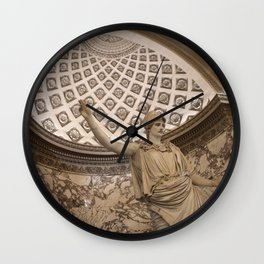 The louvre Wall Clock