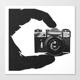 Photographer's Eye  Canvas Print