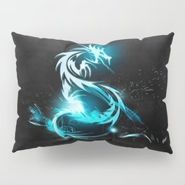 The Dragon Pillow Sham