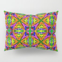 Kaleidoscope-12 Pillow Sham
