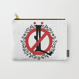 Noel Graphic for Christmas and Holiday Se Carry-All Pouch