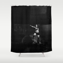 Monumentour, 2014 Shower Curtain
