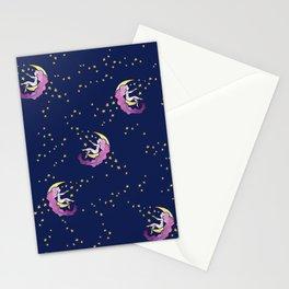 Moon Child Moon Goddess Stationery Cards