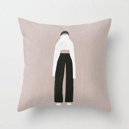Turtleneck Throw Pillow