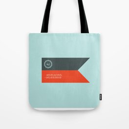 Seal – Flag Tote Bag