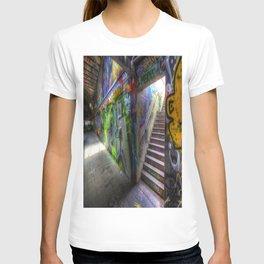 Leake Street London Graffiti T-shirt