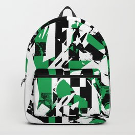 Shattered Box T1 - Green version Backpack