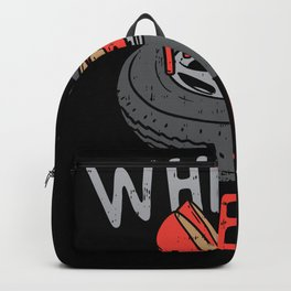 Wheels Or Heels - Gift Backpack