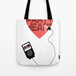 S.N.O Party Heart Tote Bag