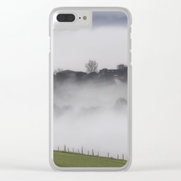 The Farm House Beyond Clear iPhone Case